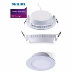 Lampu Philips Downlight LED - DN027B LED9/WW (Warm White/Kuning) D150 RD
