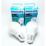 Toko Lampu Philips Led Ess 9 Watt 2Pcs Lengkap