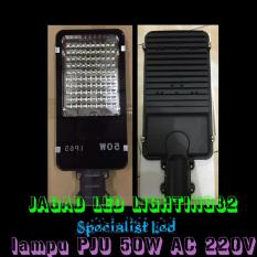 Lampu Pju Led 50W Chip SMD L Lampu Jalan L Street Light - 50Watt