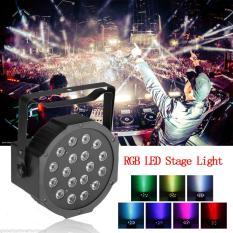 LAMPU SOROT DISCO PANGGUNG LED PAR 18 LED Central Production