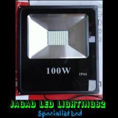 Lampu Sorot LED 100W L Lampu Tembak L Lampu Panggung L Floodlight 100 Watt