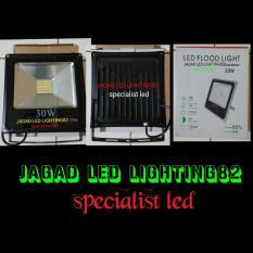 Lampu Sorot Led 30 Watt L Lampu Tembak L Floodlight - 30W