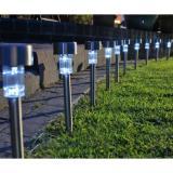 Diskon Lampu Taman Tenaga Surya Led Branded