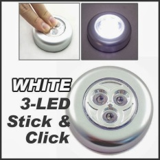 Lampu Tempel LED - Touch Lamp Stick n Click Emergency