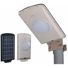 Lampu Tenaga Surya Penerangan Jalan Umum (PJU) 6W 600LM Motion Sensor