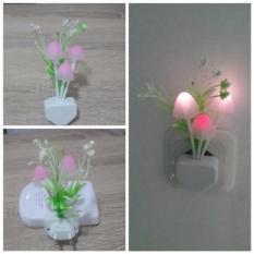 Lampu Tidur Jamur Avatar + Sensor