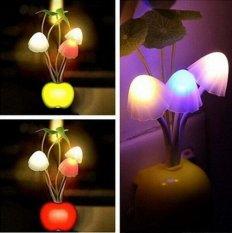 Harga Lampu Tidur Jamur Dengan Sensor Cahaya Online South Sumatra