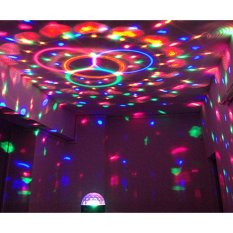 Lampu tidur kamar disco portable / Lampu kelap kelip disco LED Magic Ball Light