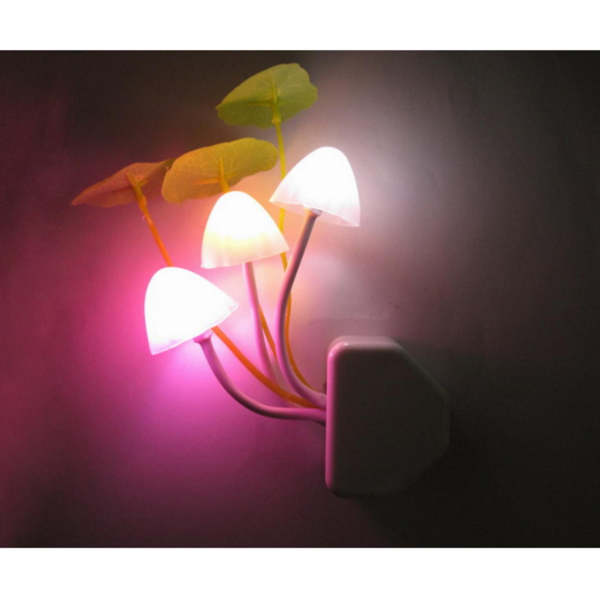 Pencarian Termurah Lampu tidur malam berbentuk jamur Mushroom night light harga penawaran - Hanya Rp36.