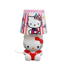 Hello Kitty Karakter Lampu Meja Hk 9032 Asli