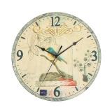 Spesifikasi Besar Gaya The Fields Vintage Jam Dinding Retro Lusuh Chic Dekorasi Dapur Rumah Dan Harganya