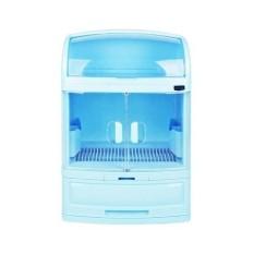 Laris 102 - Rak Piring Rovega DCB 2568 Rak Sendok Garpu Pladys Dish Cabinet Plastik Food Grade Anti Serangga & Bakteri Berkualitas