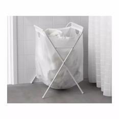 Laundry Bag Ikea Jall - Keranjang Cucian - Tempat Baju Kotor
