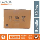 Harga Lazada Box M 50Pc Original