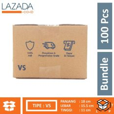 Diskon Produk Lazada Box Vs 100Pc
