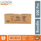 Jual Lazada Box Vst 100Pc Branded