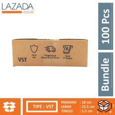 Jual Beli Lazada Box Vst 100Pc