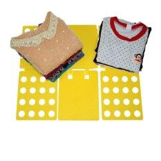 Lazy Magical Folding Clothes Board / Alat Pelipat Baju - Multi-Color