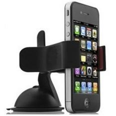Lazy Tripod Car Mount Holder For Smartphone - WF-319 - Black