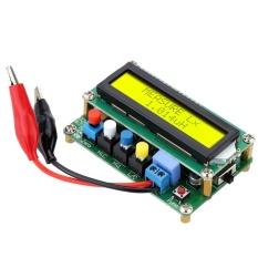 Harga Lc100 A Digital Lcd Presisi Tinggi Induktansi Kapasitansi L C Meter Capacitor Test Mini Antarmuka Usb Internasional Not Specified Original