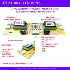 Diskon Lcd Ccfl Inverter 4 Lampu Pin Kecil Oem Jawa Tengah