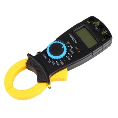 Toko Jual Lcd Digital Clamp Multimeter Ac Dc Volt Voltage Amp Ohm Electronic Tester Meter Intl