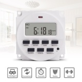 Spesifikasi Lcd Digital Control Power Programmable Timer Weekly 16A Waktu Relay Switch Hot Intl Lengkap