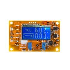 Lcd Digital Dc Dc Adjustable Step Down Power Supply Usb Charge Modul Diy Kit Konstan Tegangan Arus Voltmeter Ammeter Arus Puncak 5A Intl Oem Diskon 30