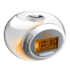 Spesifikasi Lcd Display Alarm Clock 002 Putih Merk Lcd