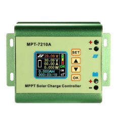 LCD MPPT Solar Regulator Charge Controller 24/36/48/60/72 V 10A DC-DC BOOST- INTL