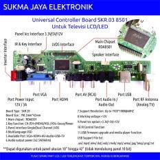 LCD/LED TV Universal Controller Board SKR.03 8501 (RDA8501)