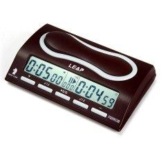 LEAP PQ9903B Catur Profesional Clock I-pergi Menghitung Up Down Timer untuk Pertandingan