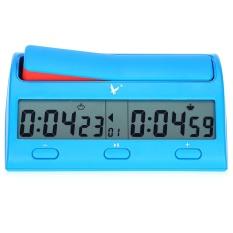 LEAP PQ9912 Profesional Digital Jam Catur Penghitung Waktu Mundur (Danau Biru)-Intl