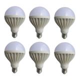Beli Led Bohlam Lampu 18 Watt 6 Pcs Hinomaru Hemat Energi Kredit