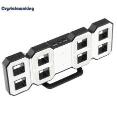 Dapatkan Segera Led Digital Alarm Jam Upgrade Versi 8888 Jam Dinding Jam Meja Intl