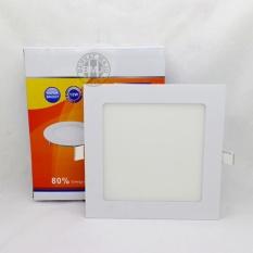 LED Downlight 6500k Persegi 12watt - White