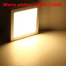 LED Downlight Outbow 12watt Kotak Warm 3000K