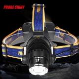 Toko Led Headlight Obor 6000Lm Xm L T6 Headlamp Head Light Lamp 18650 Charger Intl Termurah Di Tiongkok