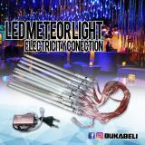 Beli Led Meteor Shower Light Lampu Hias 12V 7W 50Cm Rgbyw Nyicil