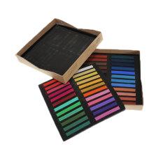 Penawaran Istimewa 48Warnd Kapur Pastel Ditetapkan Untuk Seni Menggambar Lembar Memo Berbagai Macam Warna Set 48 Leegoal Internasional Terbaru