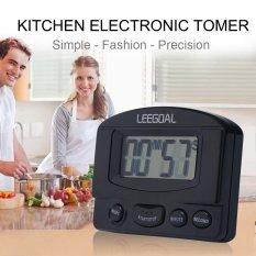 Review Pada Leegoal Lcd Mini Rumah Dapur Memasak Hitung Digital Dengan Pengatur Waktu Alarm Stan Hitam