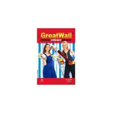 Lem Wallpaper Super Merk Great Wall By Toko Alona.