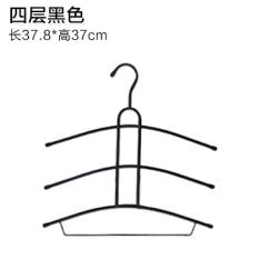 10 buah/set gantungan baju besi untuk Celana Kemeja Stainless SteelSilver baru. Source ·
