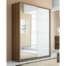 Lemari Pakaian pintu 2 minimalis
