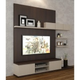 Harga Lemari Tv Kayu Modern Minimalis Murah