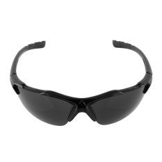 Lensa Olahraga Lab Pabrik Safety Wireless Kacamata Spesifikasi Perlindungan (Hitam)