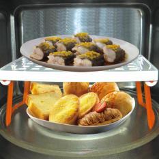 Letter dan Serbaguna Microwave Oven Rak Rak (XH1216)