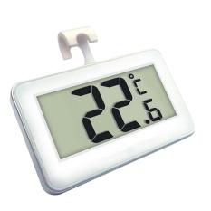 Liebao KOBWA Ipx3 Waterproof Digital Layar LCD Besar Kulkas Freezer Room Thermometer Mudah Dibaca dengan Magnetic Back Hanging Hook -Intl