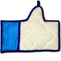 Seperti Tombol Oven Mitt-Semua Alami Tahan Panas Bahan Tekstil-Unik Hadiah Lucu dan Imut BBQ Percakapan Starter -membuat Dingin Khusus Hadir untuk Anda Facebook Mencintai Nerdy GEEK Chef-Intl
