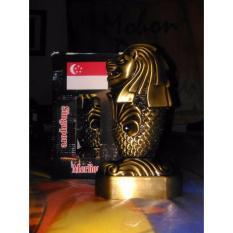 (Limited) Miniatur Merlion Singapura 16 cm